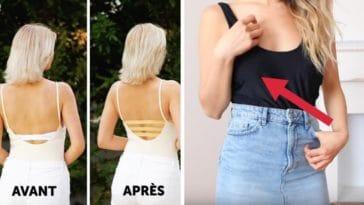 astuces mode canicule vêtements
