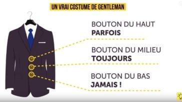 boutonner sa veste de costume conseils mode pour homme