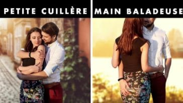 câlins de couple et personnalité de la relation