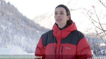 alpiniste française femme engagée Everest déchets
