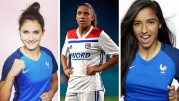 Coupe du Monde féminine joueuses photos