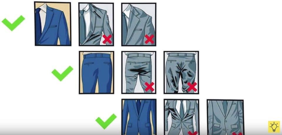 tailles de costumes vestes homme conseils mode pour homme