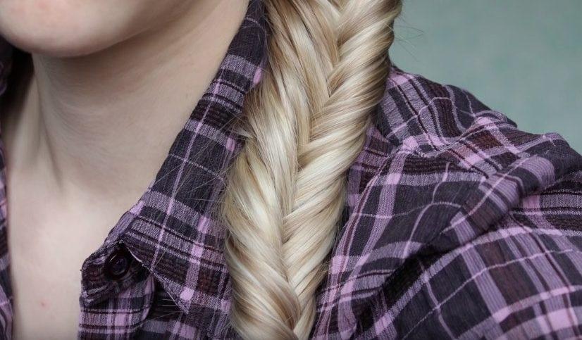 coiffure tresse cheveux blondes anecdotes