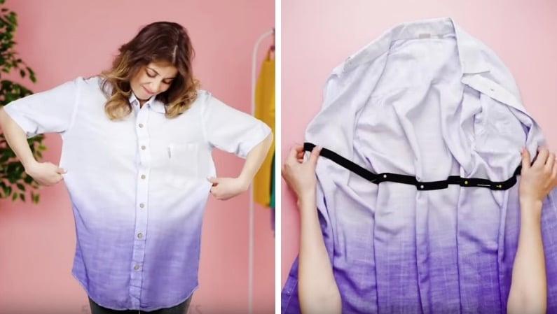 astuces vêtements femme enceinte jean