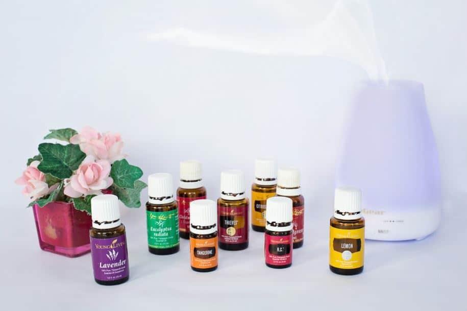huiles essentielles grossesse diffuseur