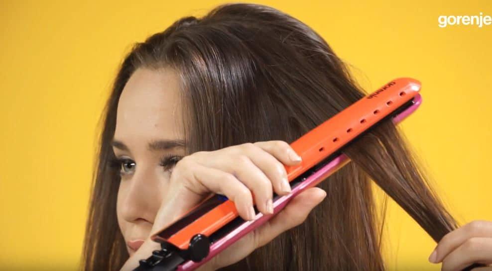 lisser ses cheveux protéger fer a lisser