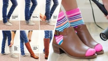 astuces bottes et bottines mode
