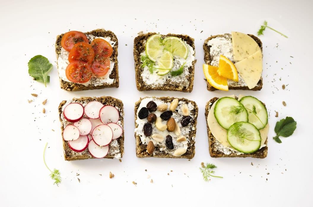 snack astuces anti stress gouter sain manger collation pain vitamines