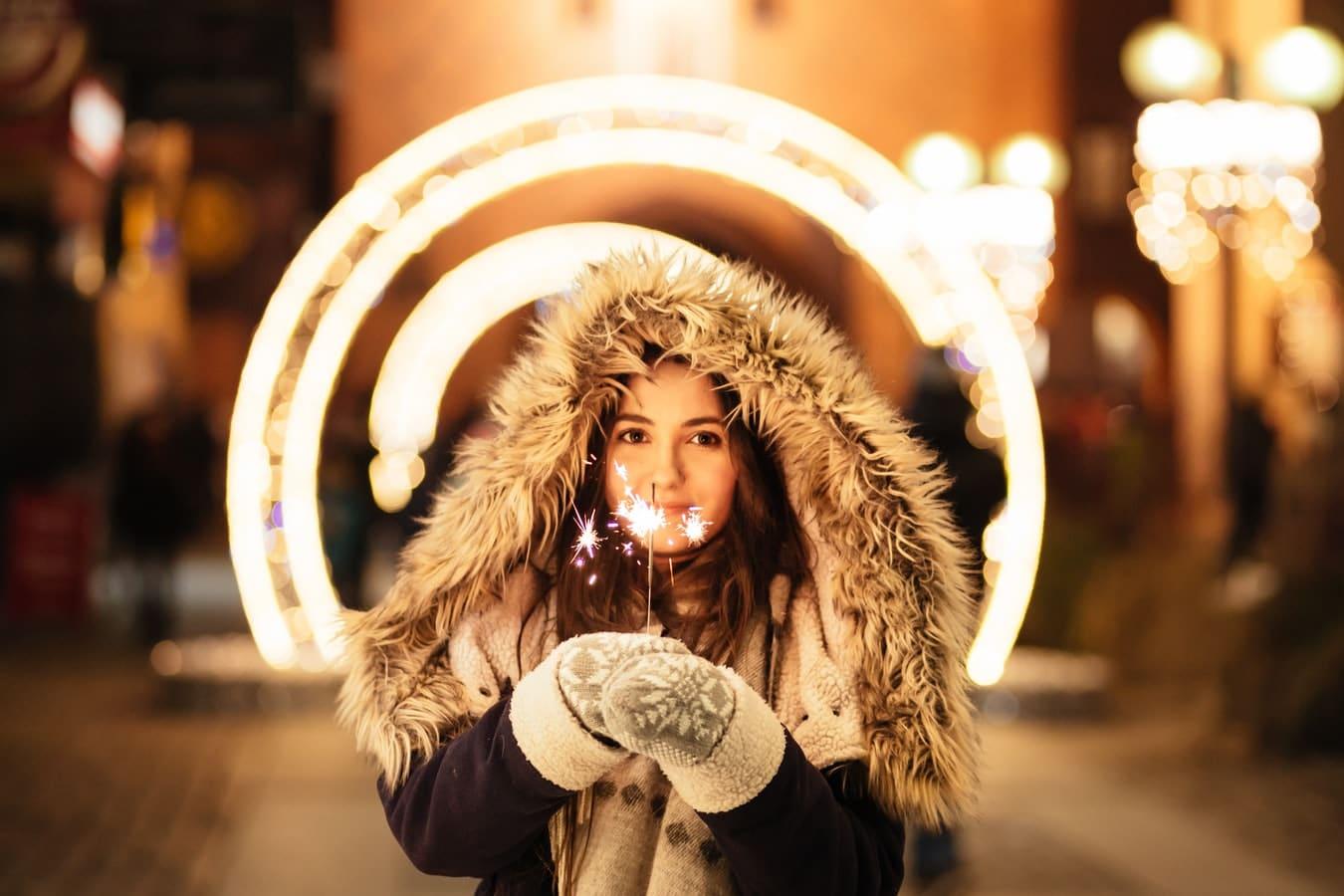 moufles gants froid hiver astuces réchauffer ses mains