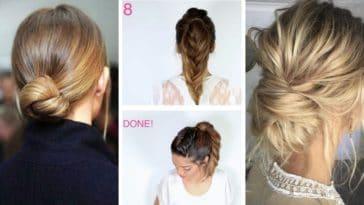 coiffures pour aller en boite