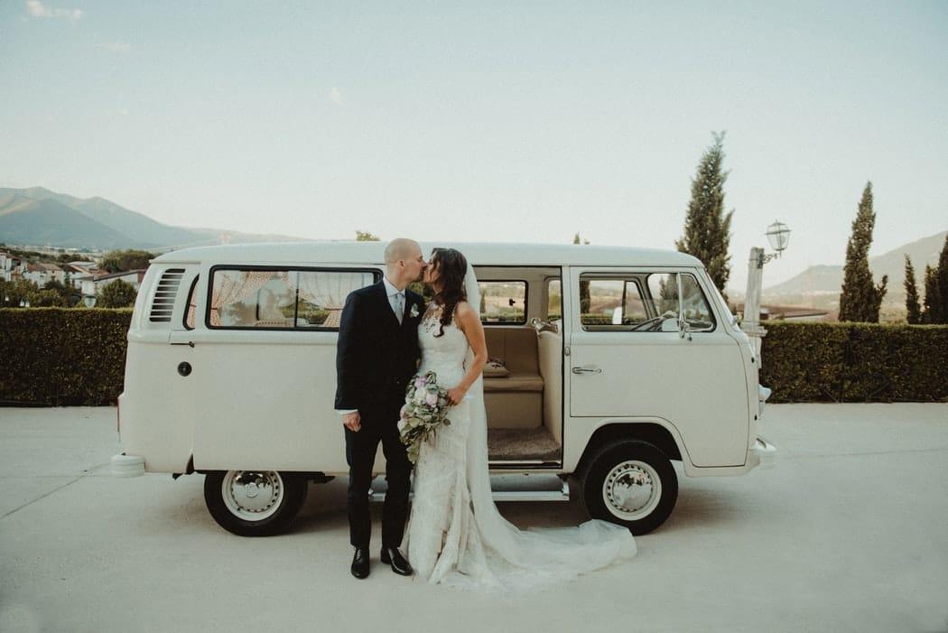 organiser son mariage van photo amour mariés