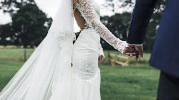 robe de mariée mariage mariés noce organiser