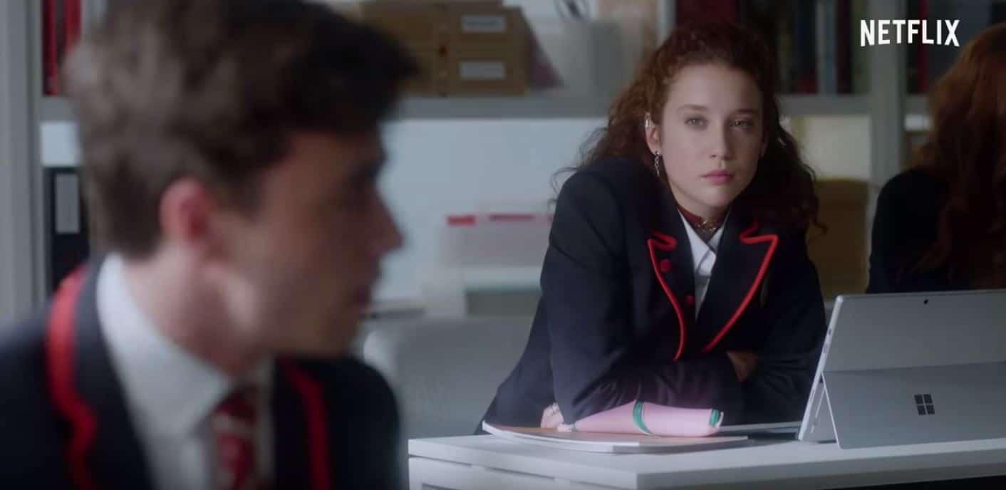 séries Netflix bande annonce Elite espagnol