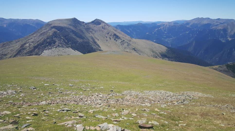 randonnées montagne paysage Pyrénées