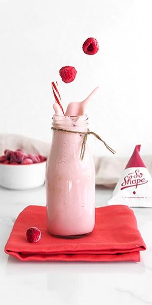 programme minceur so shape maigrir lait milkshake