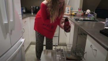 lave vaisselle chaussures astuces laver