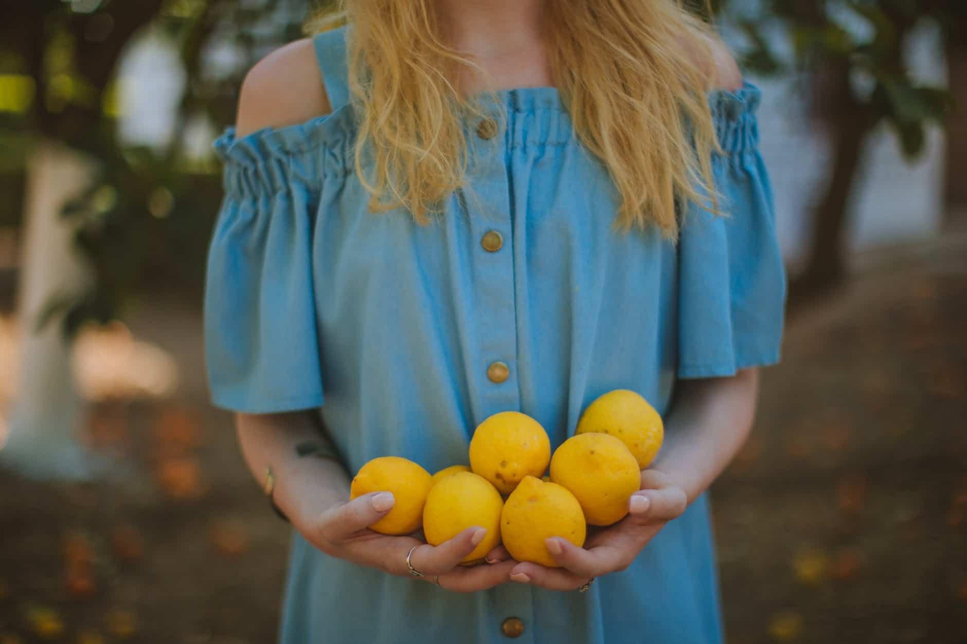 bienfaits du citron routine beauté automne