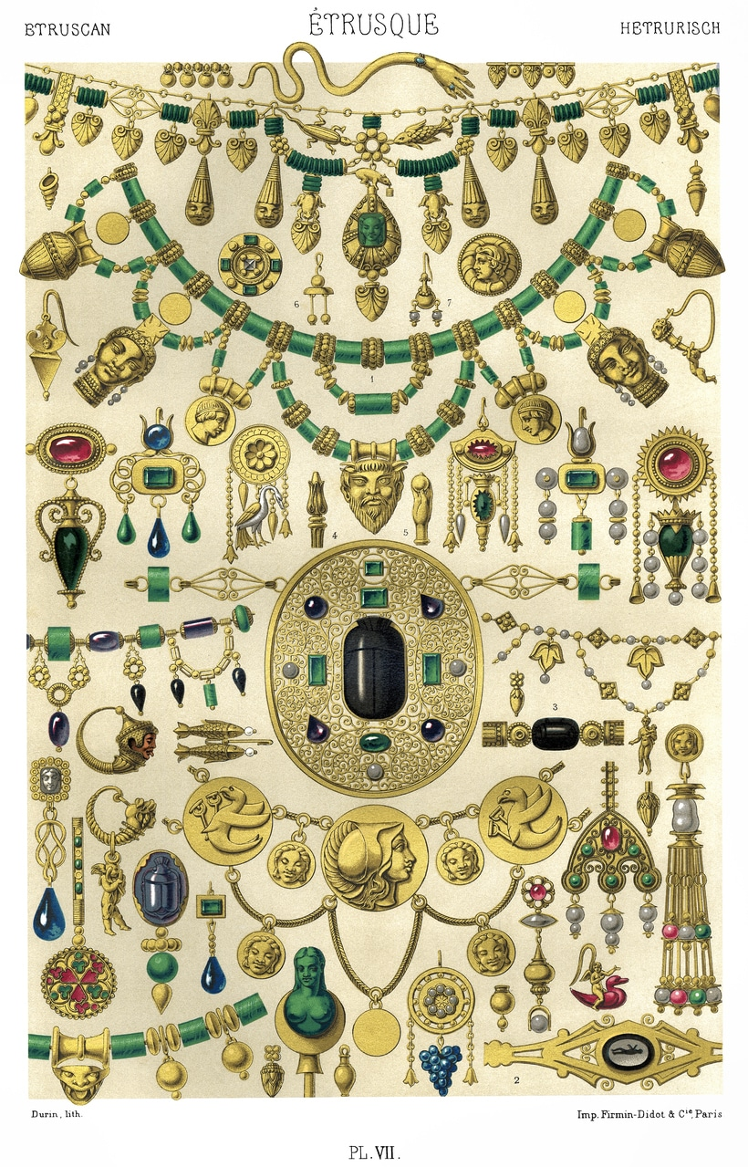 bijoux anciens art egypte