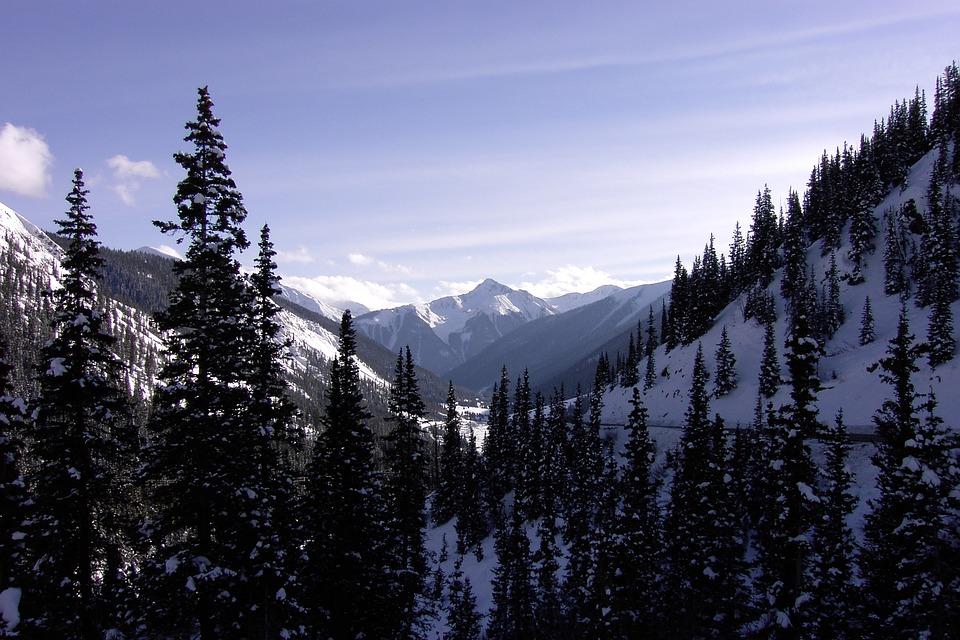 montagnes ski colorado