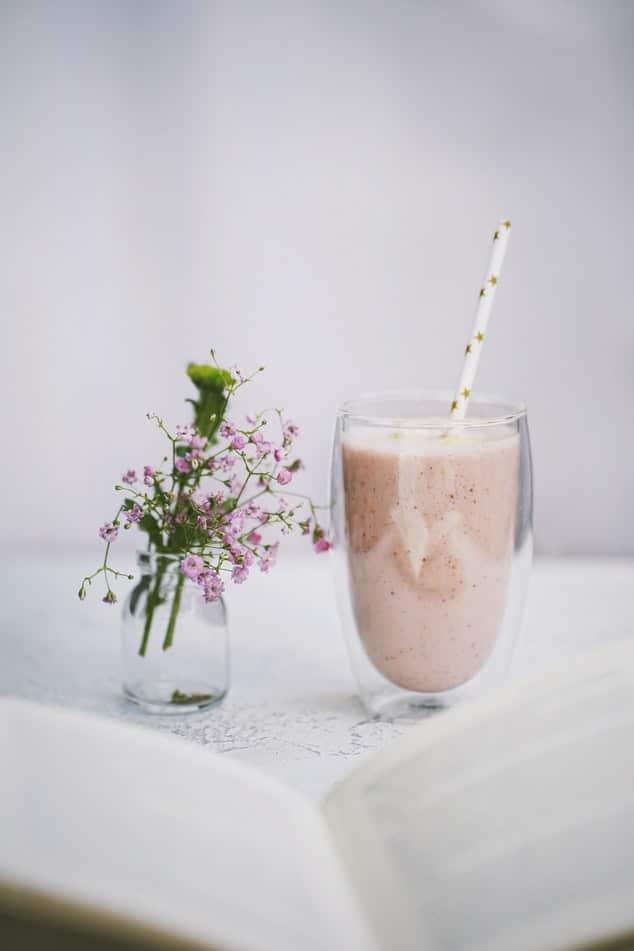 recette de smoothie jus de fruit saison