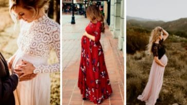 robes de grossesse mode