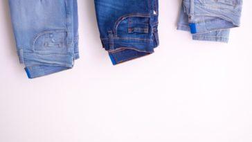 jeans coupe de pantalon mode