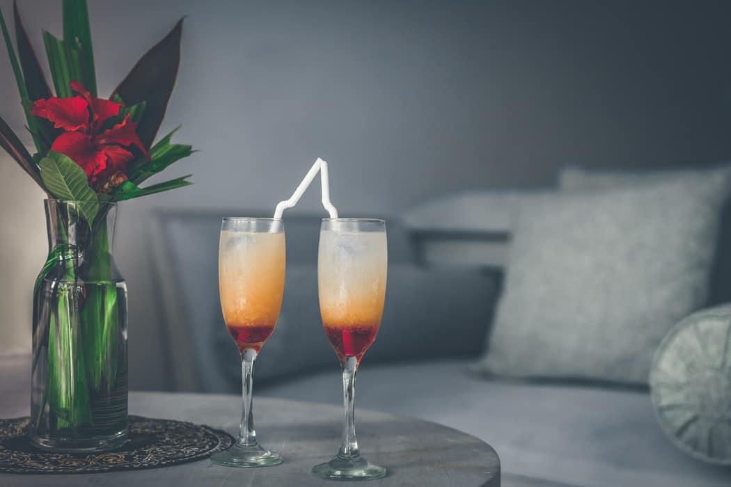 cocktail saint Valentin idées cadeau original