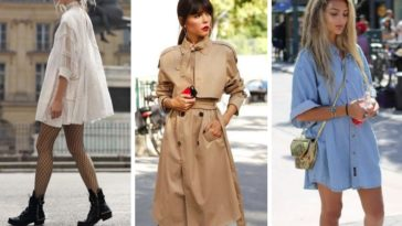 mode printemps 2021 tenues looks tendance robes