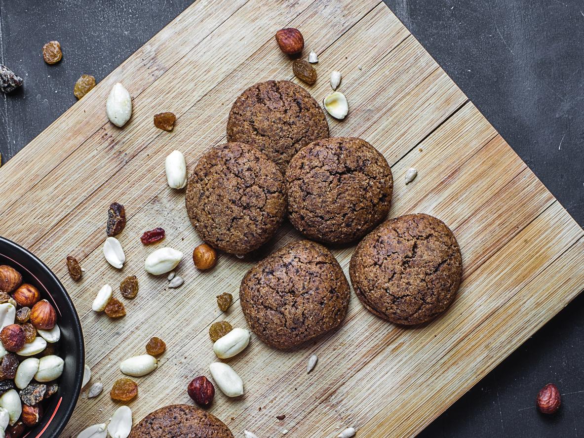 cookies biscuits sans gluten recette cuisine sans blé