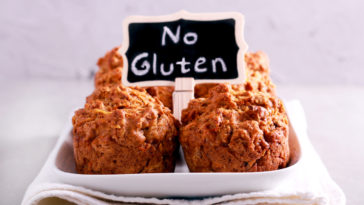 régime sans gluten muffin gâteau recette de cuisine