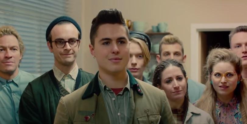 Pride film gay homosexuel cinema