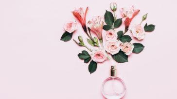 parfum fleurs eau de toilette fleurs couronne