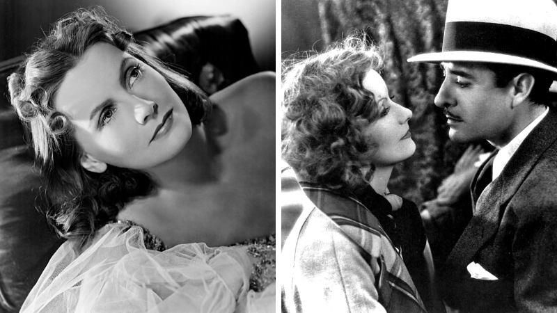 Greta Garbo star homosexuelle cinéma femmes homosexuelles