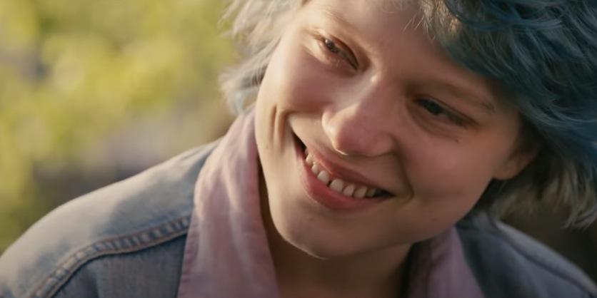 La Vie d'Adèle film gay lesbiennes Lea Seydoux
