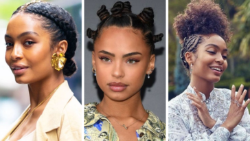 coiffures métisses afro cheveux crépus frises noirs