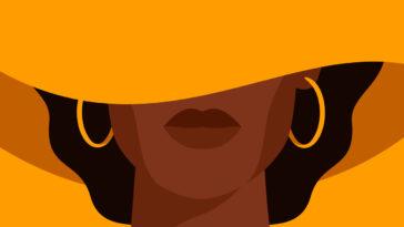 été test chapeau femme dessin noire plage soleil chaud