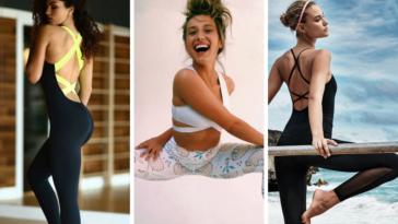 danse yoga fitness looks tenues tendance