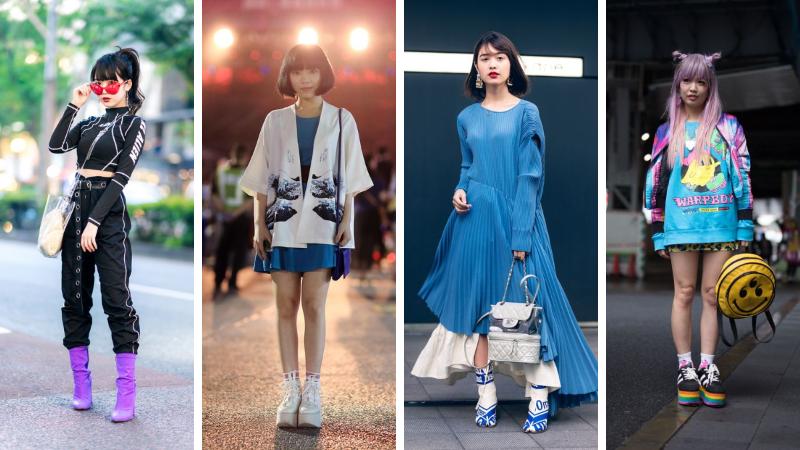 looks japon mode femme style japonaises
