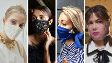 masques barrière originaux inspirations mode covid