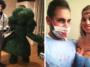 déguisement couple Halloween originaux idées