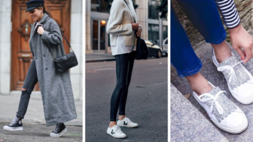 style baskets tendance inspirations mode sneakers
